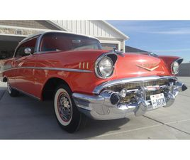 FOR SALE: 1957 CHEVROLET BEL AIR IN SOUTH JORDAN, UTAH