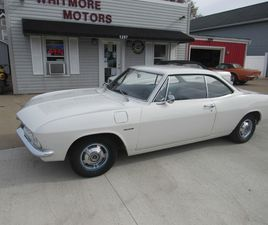 FOR SALE: 1966 CHEVROLET CORVAIR IN ASHLAND, OHIO