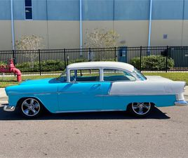 FOR SALE: 1955 CHEVROLET 210 IN CLEARWATER, FLORIDA