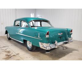 FOR SALE: 1955 CHEVROLET 2-DR POST IN SALESVILLE, OHIO