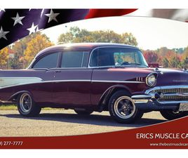 FOR SALE: 1957 CHEVROLET 210 IN CLARKSBURG, MARYLAND