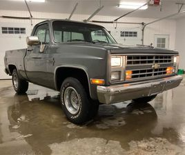 FOR SALE: 1986 CHEVROLET C10 IN CHAMPLAIN, NY