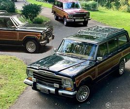 FOR SALE: 1985 JEEP GRAND WAGONEER IN BEMUS POINT, NEW YORK