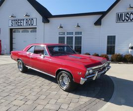 FOR SALE: 1967 CHEVROLET CHEVELLE IN NEWARK, OHIO