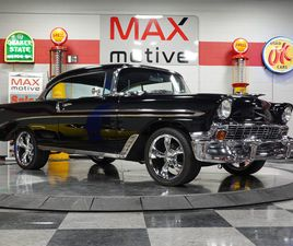 FOR SALE: 1956 CHEVROLET BEL AIR IN PITTSBURGH, PENNSYLVANIA