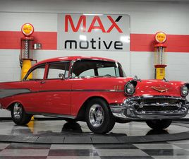 FOR SALE: 1957 CHEVROLET BEL AIR IN PITTSBURGH, PENNSYLVANIA