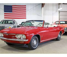 FOR SALE: 1966 CHEVROLET CORVAIR IN KENTWOOD, MICHIGAN