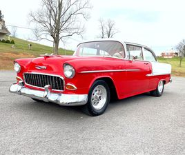FOR SALE: 1955 CHEVROLET BEL AIR IN GRAFTON, WEST VIRGINIA