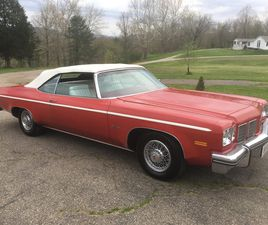 FOR SALE: 1975 OLDSMOBILE DELTA 88 ROYALE IN PORTSMOUTH, OHIO