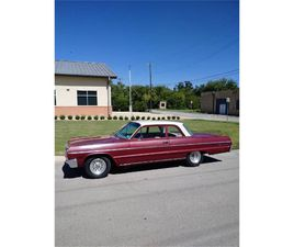 FOR SALE: 1964 CHEVROLET BEL AIR IN CADILLAC, MICHIGAN