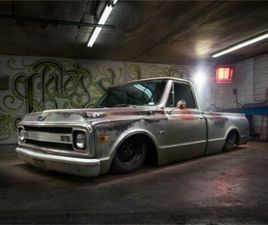 FOR SALE: 1969 CHEVROLET C10 IN CADILLAC, MICHIGAN