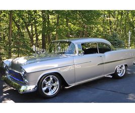 FOR SALE: 1955 CHEVROLET BEL AIR IN MILFORD, PENNSYLVANIA
