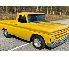 FOR SALE: 1965 CHEVROLET C10 IN CADILLAC, MICHIGAN
