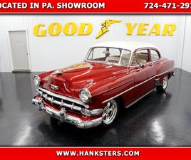 FOR SALE: 1954 CHEVROLET BEL AIR IN HOMER CITY, PENNSYLVANIA
