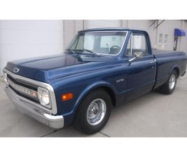 FOR SALE: 1970 CHEVROLET C10 IN MILFORD, OHIO