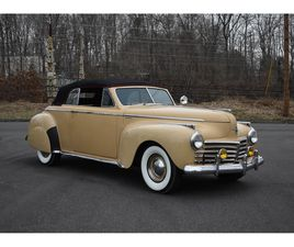 FOR SALE: 1941 CHRYSLER NEW YORKER IN ORANGE, CONNECTICUT