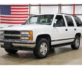 FOR SALE: 1996 CHEVROLET TAHOE IN KENTWOOD, MICHIGAN