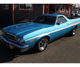 FOR SALE: 1973 FORD RANCHERO IN TACOMA, WASHINGTON