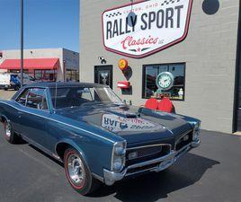 FOR SALE: 1967 PONTIAC GTO IN CANTON, OHIO