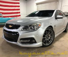 FOR SALE: 2014 CHEVROLET SS IN ATLANTA, GEORGIA