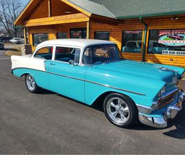 FOR SALE: 1956 CHEVROLET 210 IN GOODRICH, MICHIGAN