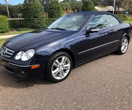 FOR SALE: 2006 MERCEDES-BENZ CLK IN HILTON, NEW YORK