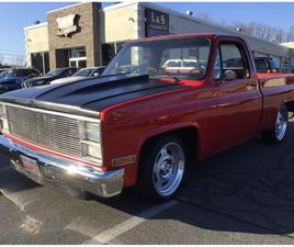 FOR SALE AT AUCTION: 1983 CHEVROLET C10 IN GREENSBORO, NORTH CAROLINA