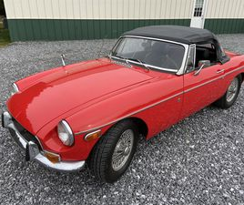 FOR SALE: 1970 MG MGB IN STOKESDALE, NORTH CAROLINA