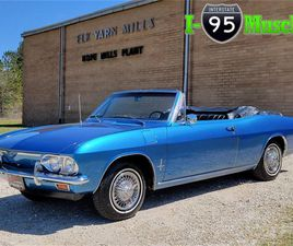 FOR SALE: 1965 CHEVROLET CORVAIR IN HOPE MILLS, NORTH CAROLINA