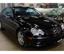 FOR SALE: 2003 MERCEDES-BENZ CLK IN CHICAGO, ILLINOIS