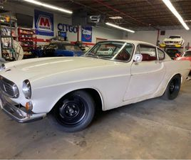 FOR SALE: 1969 VOLVO P1800S IN CADILLAC, MICHIGAN