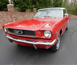FOR SALE: 1966 FORD MUSTANG IN ASHBURN, VIRGINIA