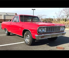 FOR SALE: 1964 CHEVROLET EL CAMINO IN HARPERS FERRY, WEST VIRGINIA