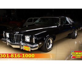 FOR SALE: 1975 PONTIAC GRAND PRIX IN ROCKVILLE, MARYLAND