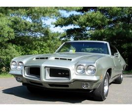 FOR SALE: 1972 PONTIAC GTO IN HARPERS FERRY, WEST VIRGINIA