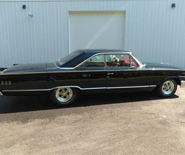 FOR SALE AT AUCTION: 1963 MERCURY MARAUDER IN CARLISLE, PENNSYLVANIA