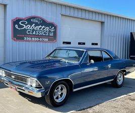 FOR SALE: 1966 CHEVROLET CHEVELLE IN ORVILLE, OHIO