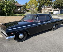 FOR SALE: 1962 CHEVROLET BEL AIR IN GARDENA , CALIFORNIA