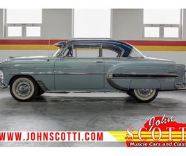 FOR SALE: 1953 CHEVROLET BEL AIR IN MONTREAL, QUEBEC