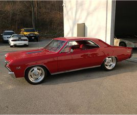 FOR SALE: 1967 CHEVROLET CHEVELLE IN DUNDAS, ONTARIO