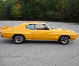 FOR SALE: 1970 PONTIAC GTO (THE JUDGE) IN WESTFORD, MASSACHUSETTS