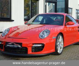 PORSCHE 997 911 GT2 SPORTSITZE SPORTCHRONO