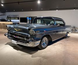 CHEVROLET BEL AIR SPORT SEDAN 3.9 POWERGLIDE 142HK (-) - BYTBIL.COM 🚗