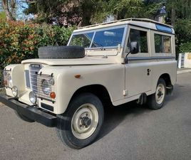LAND ROVER SERIES III 88 D S.WAGON