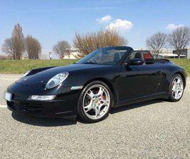 PORSCHE 911 997 CARRERA S CABRIO 355 CV