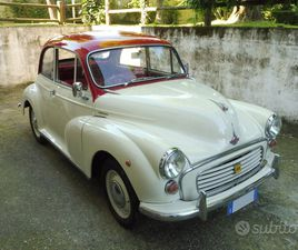 MORRIS MINOR 1000 SALOON - ASI - ANNO 1967