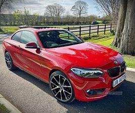 2017 BMW 4 SERIES 2.0TD 420D M SPORT COUPE 2D AUTO - £10,450