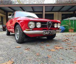 ALFA ROMEO GT 1750 VELOCE 1969