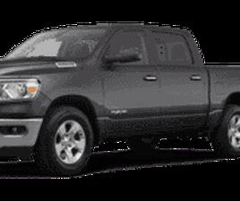 BIG HORN CREW CAB 5'7 BOX 4WD
