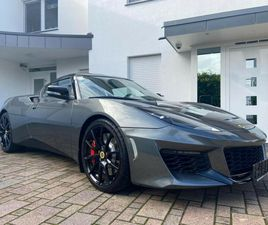 LOTUS EVORA 400 + KOMO-TEC TUNING 446PS